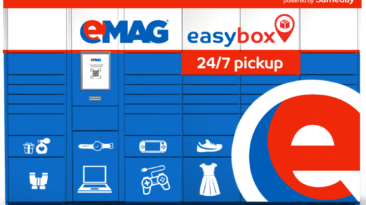 eMAG parcel locker