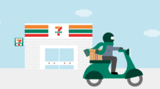 Convenience store delivery