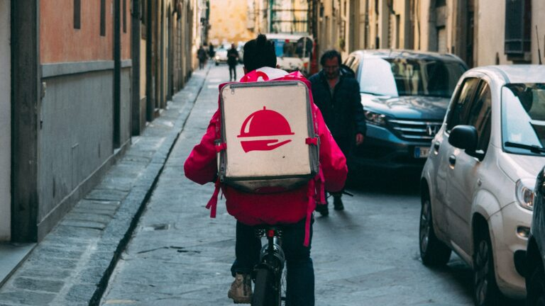 Managing delivery drivers