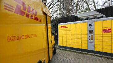Deutsche Post Packstation