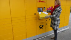 Deutsche Post Poststation
